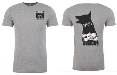 K9 Blitz Shirt Graphic