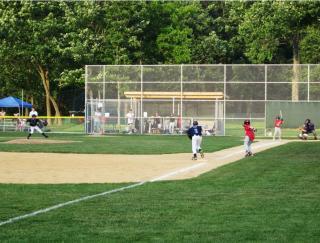 Baseball at Laurel Park