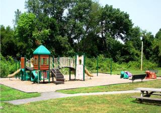 Playground at Pat Livezey Park