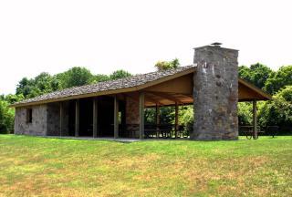 Pavilion at Pat Livezey Park
