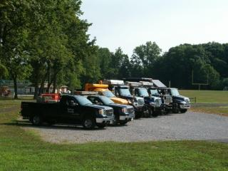 Public Works Trucks